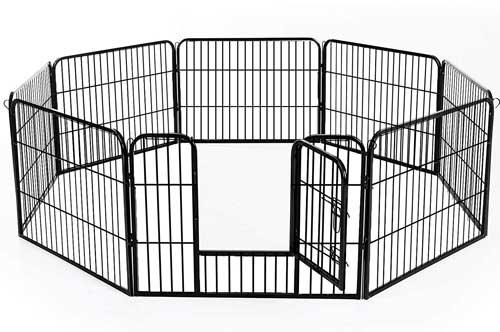 jaula exterior para mascotas